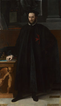 Italian, Florentine: 'A Knight of S. Stefano'