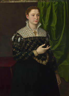 Italian, Florentine: 'Portrait of a Lady'