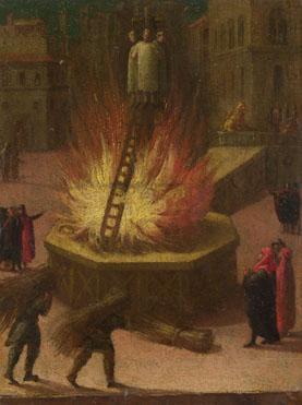 Italian, Florentine: 'Portrait of Savonarola'