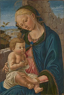Italian, Florentine: 'The Virgin and Child'