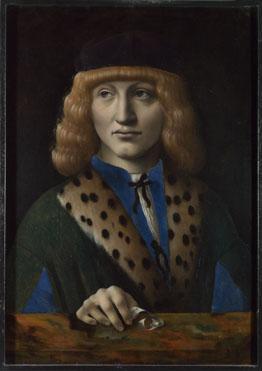 Italian, Milanese: 'Francesco di Bartolomeo Archinto'