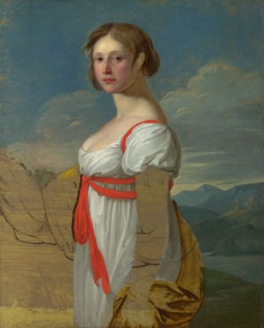 Italian: 'Portrait of a Woman'