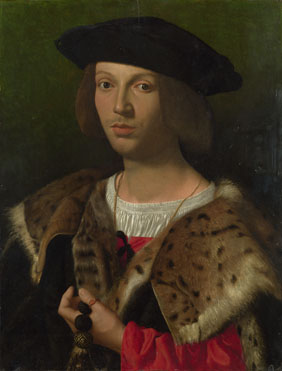 Italian: 'Portrait of a Young Man'