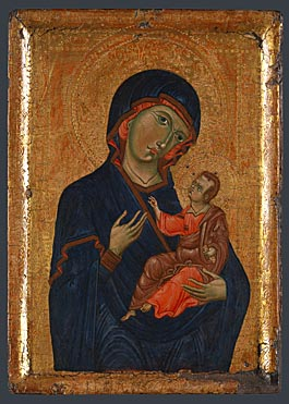 Italian, Umbrian (?): 'The Virgin and Child'