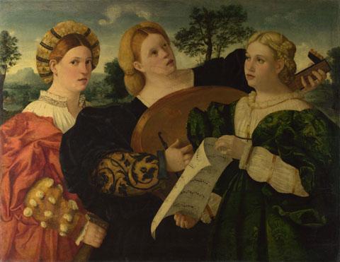 Italian, Venetian: 'A Concert'