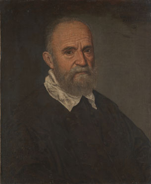Italian, Venetian: 'Portrait of a Man'