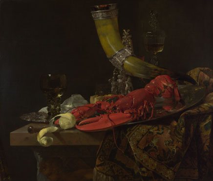 Willem Kalf: 'Still Life with Drinking-Horn'