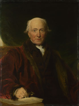 Sir Thomas Lawrence: 'John Julius Angerstein, aged over 80'