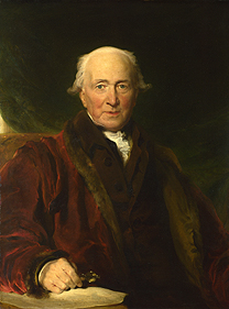 Lawrence, 'John Julius Angerstein, aged over 80', 1824
