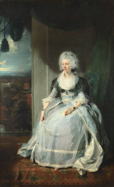 Sir Thomas Lawrence: 'Queen Charlotte'