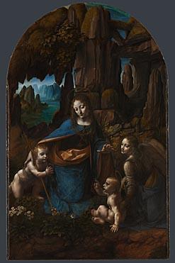 leonardo da vinci the virgin of the rocks ng1093 the