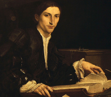 Portrait of Lorenzo Lotto