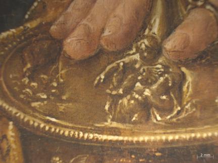 Jan Gossaert, 'The Magdalen'