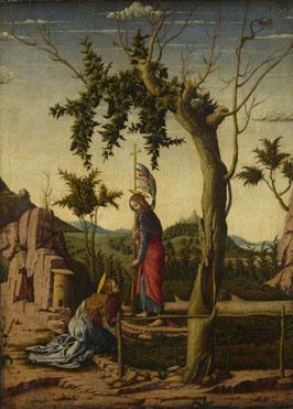 Imitator of Andrea Mantegna: 'Noli me Tangere'