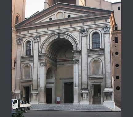 Sant'Andrea, Mantua.