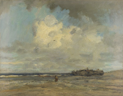 Jacob Maris: 'A Beach'