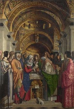 Marco Marziale: 'The Circumcision'