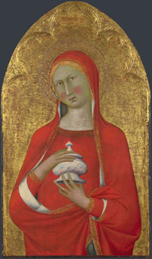 Master of the Palazzo Venezia Madonna: 'Saint Mary Magdalene'