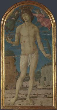 Matteo di Giovanni: 'Saint Sebastian'