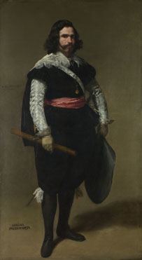 Attributed to Juan Bautista Martinez del Mazo: 'Don Adrián Pulido Pareja'