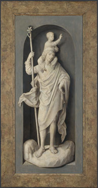 Hans Memling: 'Saint John the Baptist'