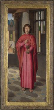 Hans Memling: 'Saint John the Evangelist'