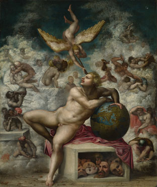 After Michelangelo: 'The Dream of Human Life'