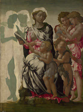 Michelangelo: ''The Manchester Madonna''