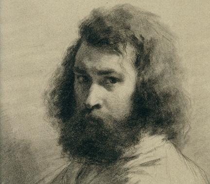 Portrait of Jean-François Millet