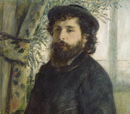 Portrait of Claude-Oscar Monet