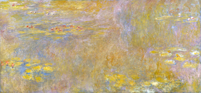 Claude-Oscar Monet: 'Water-Lilies'