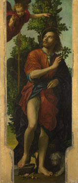 Paolo Morando: 'Saint Roch'