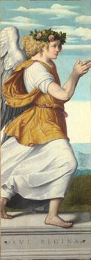 Moretto da Brescia: 'An Adoring Angel'