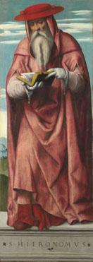 Moretto da Brescia: 'Saint Jerome'