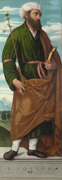 Moretto da Brescia: 'Saint Joseph'