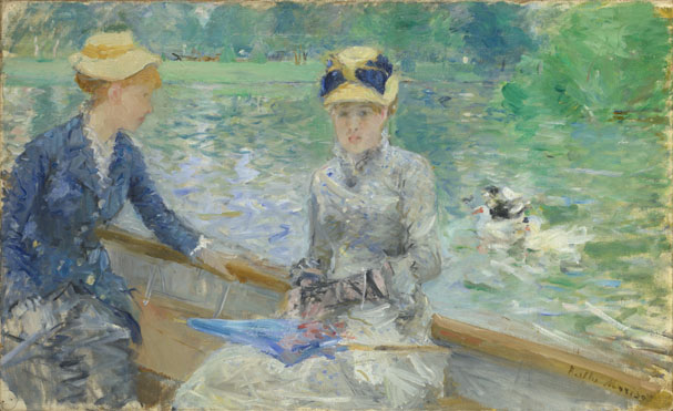 Berthe Morisot: 'Summer's Day'