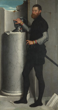 Giovanni Battista Moroni: 'Portrait of a Gentleman'