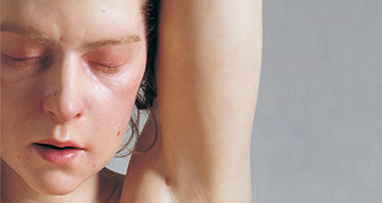 Ron Mueck's work