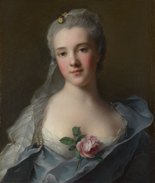 Jean-Marc Nattier: 'Manon Balletti'