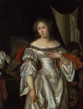 Eglon Hendrik van der Neer: 'Judith'