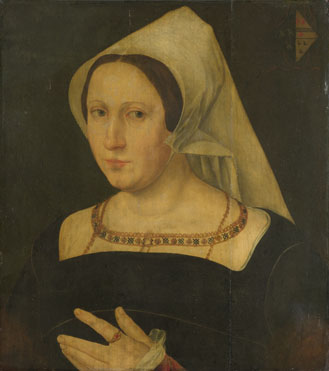 Netherlandish: 'Anna van Spangen, Wife of Adriaen van der Goes'
