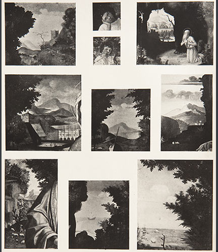 Four Giorgionesque Panels, The Burlington Magazine, LXXII (1938)
