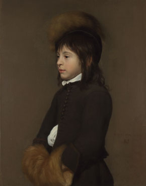 Jacob van Oost the Elder: 'Portrait of a Boy aged 11'
