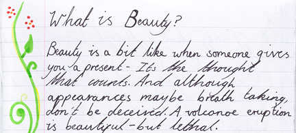 Description of Beauty