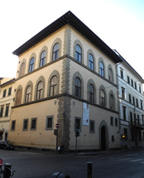 Palazzo (Palagetto) Corsi-Horne.