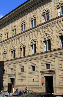 Palazzo Rucellai, Florence.