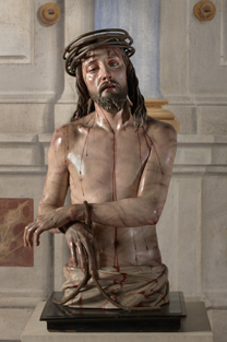 Pedro de Mena (1628–1688) Christ as the Man of Sorrows