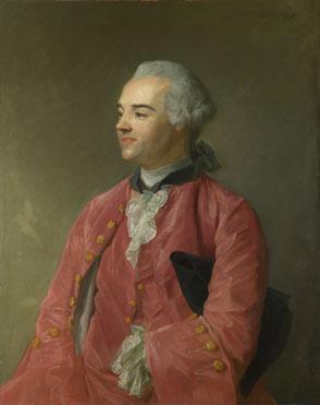 Jean-Baptiste Perronneau: 'Jacques Cazotte'