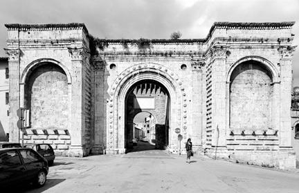 Porta San Pietro, Perugia.