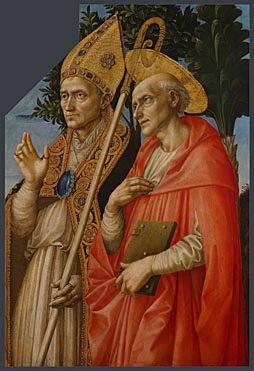 Francesco Pesellino and Fra Filippo Lippi and workshop: 'The Pistoia Santa Trinità Altarpiece'